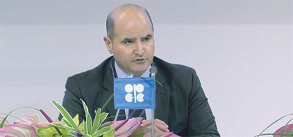 Министр нефти, электроэнергетики и водных ресурсов Кувейта Иссам аль-Марзук