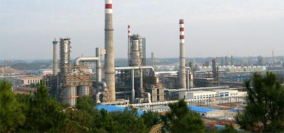 НПЗ Anning в Китае