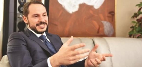 Министр энергетики и природных ресурсов Турции Берат Албайрак