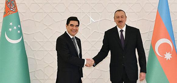 Несмотря на противоречия по месторождениям на шельфе Каспия, Туркменистан пытается найти путь газу через Азербайджан