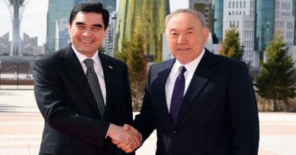 Казахстан и Туркменистан связывает газопровод в Китай