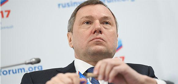 Глава Россетей Олег Бударгин на РИФ-2017