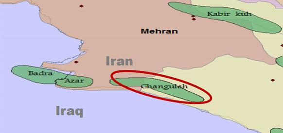 Месторождение Шангуле (Чангуле) в Иране