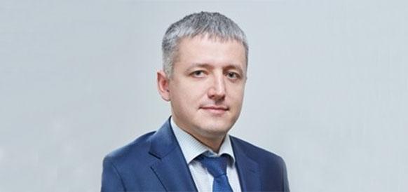 Гендиректор Красноярскнефтепродукта Андрей Чернов