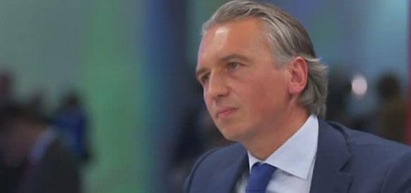 Глава Газпром нефти Александр Дюков