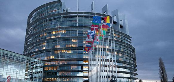 Европарламент, здание, ЕС