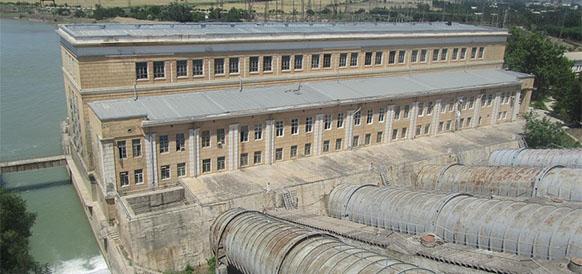 Фархадская ГЭС, Узбекистан