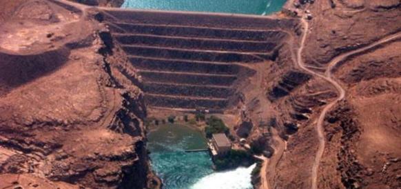 ГЭС Каджаки, Афганистан