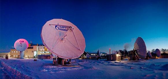 Телепорт Газпром-космические системы в Щелково