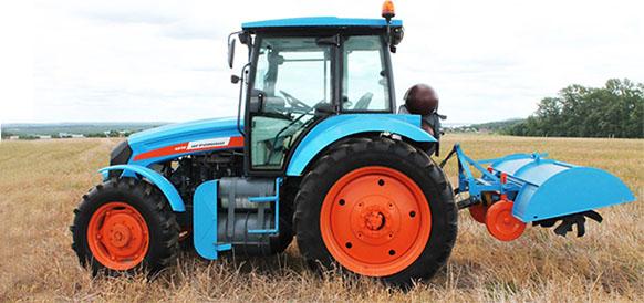 GMT_Traktor, трактор