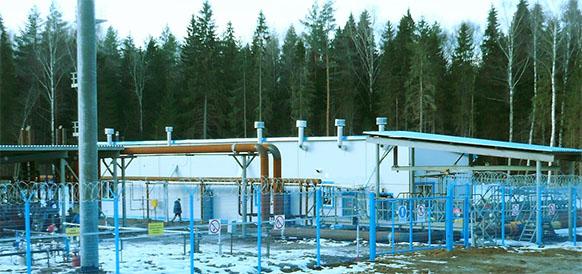 ГРС Кинешма в Ивановской области