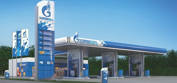 АЗС Газпром нефти