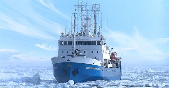 Научно-исследовательское судно Геолог Дмитрий Наливайкин