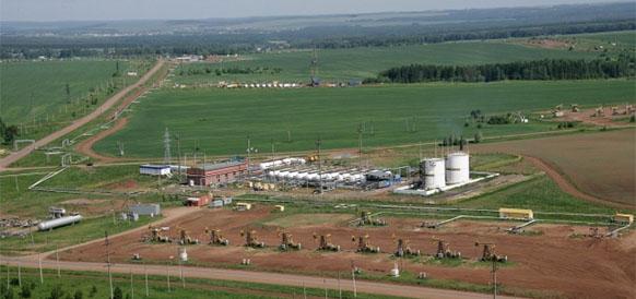 Гремихинское месторождение Удмуртнефти