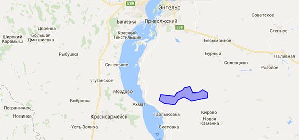 Гурьяновское нефтяное месторождение в Саратовской области