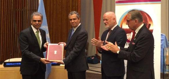 Индия ратифицировала Парижское соглашение по борьбе с глобальным изменением климата