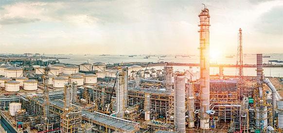 Комплекс по производству ароматических углеводородов Jurong