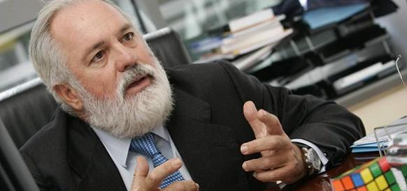 Мигель Ариас Каньете, Европейский комиссар, климат, энергетика,
