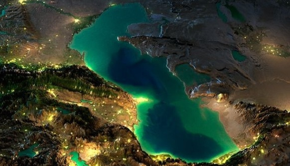 Геологическое строение и нефтегазоносность платформенной части Каспийского моря