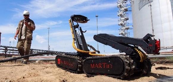 Опыт применения роботизированной установки по зачистке нефтешлама производства ГК «Миррико»