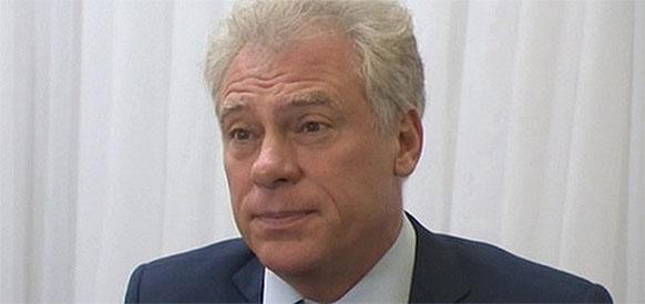 Член правления, 1-й вице-президент ЛУКОЙЛа Александр Матыцын