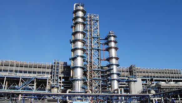 Установка изомеризации легкой нафты на Московском НПЗ