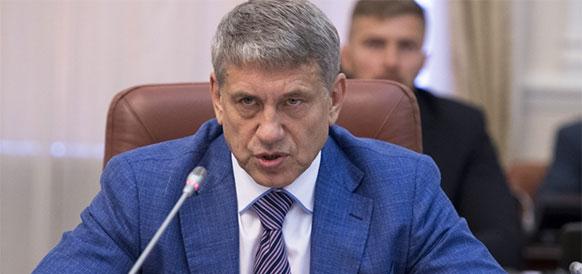 Игорь Насалик, Украина, Минэнергоугля