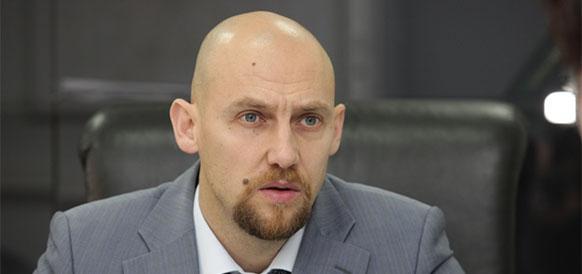 Министр энергетики Московской области Леонид Неганов