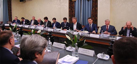 Заседание Общественного совета при Минэнерго РФ 17 марта 2017 г