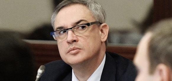 Зампред правительства МО Дмитрий Пестов