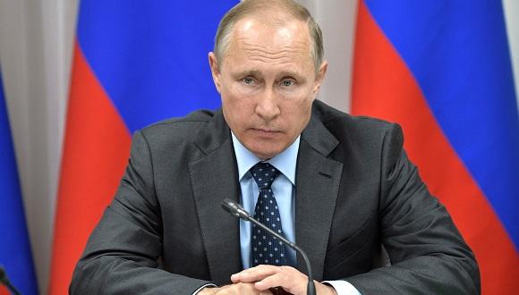 Поздравление Президента Российской Федерации Владимира 28