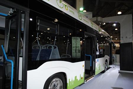 Городской электробус