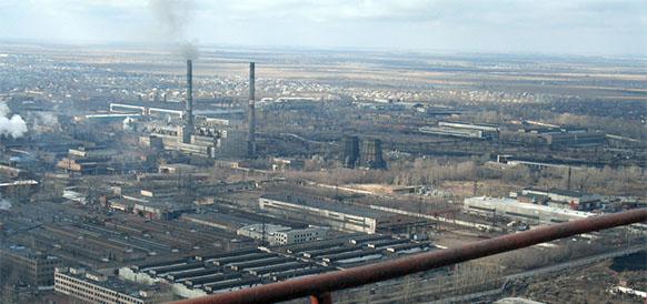 Северная ТЭЦ в Рубцовске