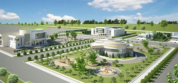Проект Сумгайытского химико-промышленного парка (SKSP) в Азербайджане