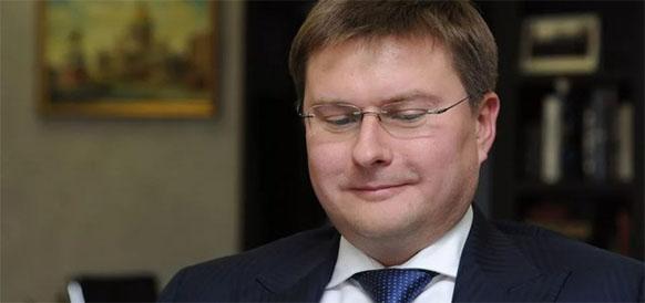 Президент АЛРОСА Сергей Иванов-младший
