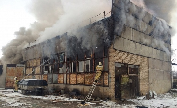 Минэнерго заявило оштатной работе Орловской ТЭЦ после пожара