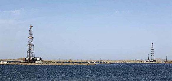 Месторождение Северный Готурдепе в Туркменистане