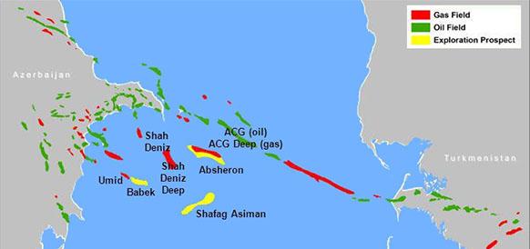 Южно-Каспийский нефтегазовый бассейн