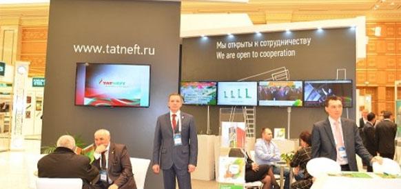 Татнефть на выставке Нефть и газ Туркменистана 2017