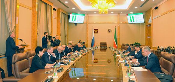 Заседание совета директоров Татнефти 24 ноября 2016 г