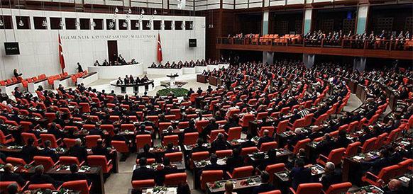 Парламент Турции ратифицировал соглашение по МГП Турецкий поток