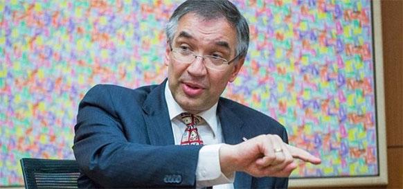 Посол Канады на Украине Роман Ващук