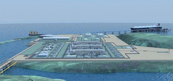 Проект Владивосток СПГ