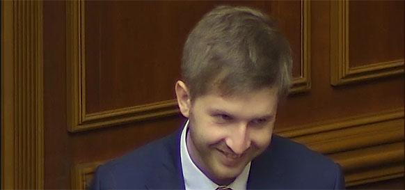Глава Национальной комиссии, осуществляющей регулирование в сфере энергетики и коммунальных услуг (НКРЭКУ) Дмитрий Вовк