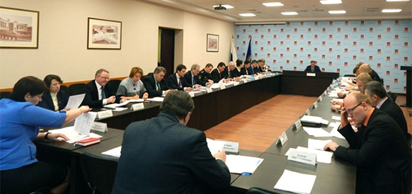 Заседание проектного офиса по подготовке предложений по созданию и развитию Кольской опорной зоны РФ в Арктике