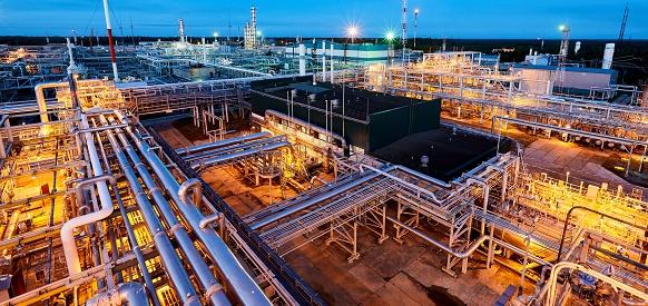 Газоперерабатывающие заводы СИБУРа в 2017 г достигли новой рекордной отметки по переработке ПНГ