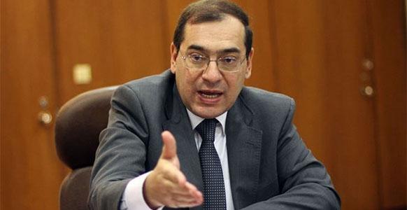 Министр нефти и минеральных ресурсов Египта Тарек аль-Мула