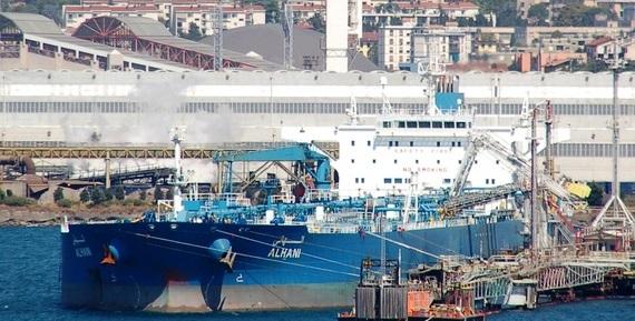Азербайджан установил нефть вБеларусь через украинский порт