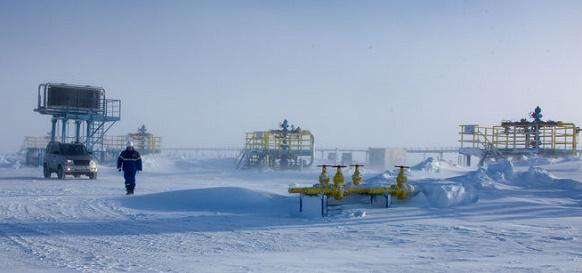 Запуск Бованенковского месторождения газа назначен 22 октября