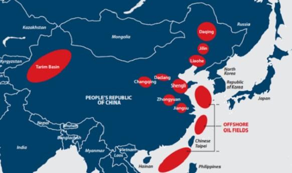 Китай не торопится распечатывать свои кладовые, предпочитая импортировать дешевую нефть